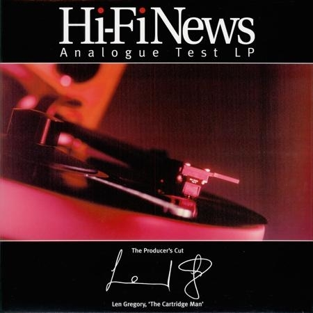 HiFi News & Record Review Test Record
