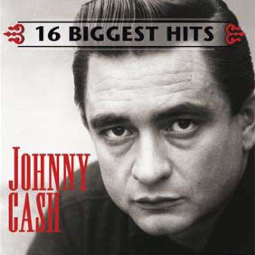 Cash, Johnny - 16 Biggest Hits