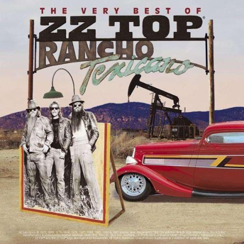 "ZZ TOP - The Very Best Of ZZ Top - ""Rancho Texicano"" CD-BOX ""HDCD"""