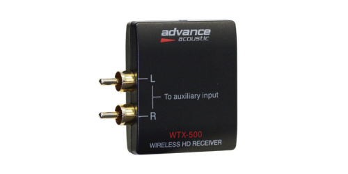 ADVANCE ACOUSTIC - WTX 500 Wireless