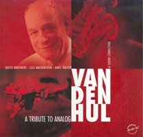van den Hul - a tribute to analog