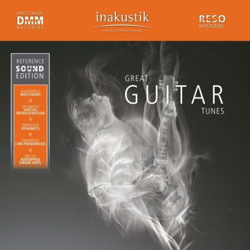 Reference Sound Edition - Great Guitar Tunes
