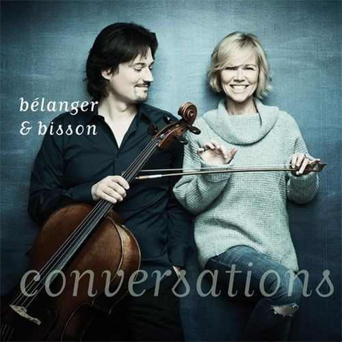 Anne Bisson & Vincent Bélanger - Conversation