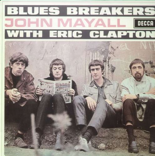 Mayall, John - Blues Breakers With Eric Clapton