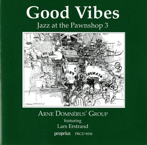 Jazz at the Pawnshop - Good Vibes