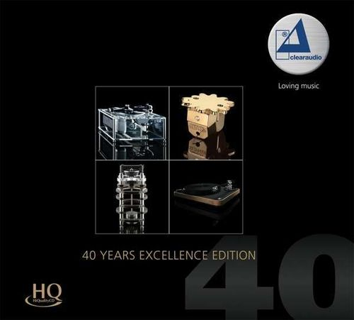 Clearaudio - 40 year Excellence Edition